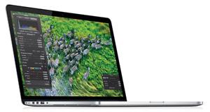 MacBook Pro 15'' Retina 2,3 Ghz i7 16Go 512 SSD