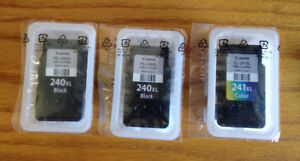 Canon Ink Cartridges PG-240XL and CL-241XL