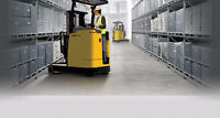 HIRING AN EXPERIENCED  FORKLIFT OPERATOR WALKIE IN ETOBICOKE