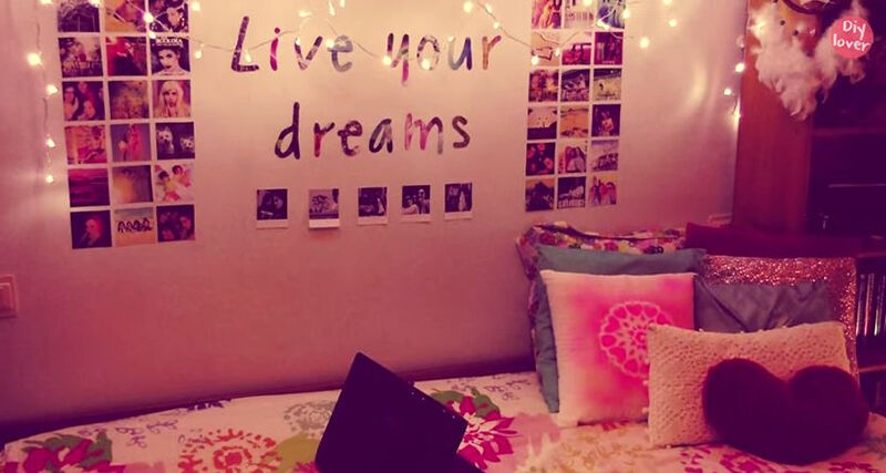 Cheap and easy tumblr room decor ideas ebay - How to decorate simple room ...