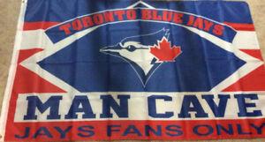 Brand New Toronto Bluejays Flags