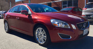 Volvo S60 T6 AWD + Winter Tires