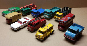 Lesney Matchbox Collection (All 11 for $60)