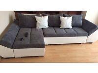 Lovely Corner sofa bed
