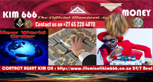 Illuminati 666 To Make You Rich Forever. Contact +27652284070