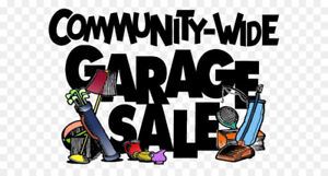 Spruce View Community Wide Yard/Garage Sale