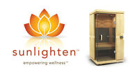 Infrared Sauna mPulse Series by Sunlighten