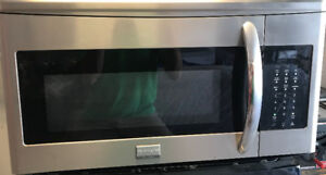 Fridgidaire Stainless Steel Over the Range Microwave