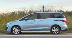 Mazda 5 GT (2012), Well-equipped family car with LOW MILEAGE