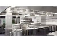 NEW commercial kitchen to rent