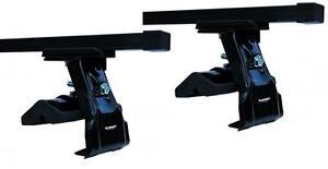 Complete Roof Rack Bars Bar Set For Hyundai i10 2008-2013 5 Door Models SUM-104