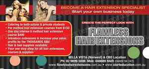 Flawless Hair Extensions Training Courses In 6 Styles Prestons Liverpool Area Preview
