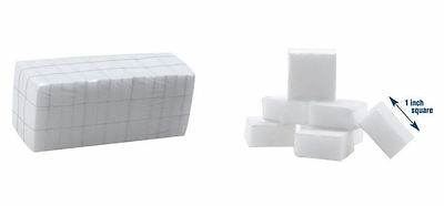 (Super Mini White Nail Blocks 180/220 Grit )