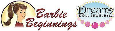 BARBIE BEGINNINGS w DREAMZ Jewelry