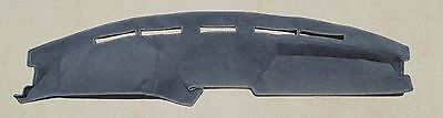 - 1987-1991 FORD f150 f250 f350 TRUCK  DASH COVER MAT  charcoal gray