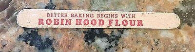 1950S Robin Hood Flour Emery Board Nail File