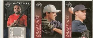 2011-Leaf-Limited-DANNY-HULTZEN-Draft-Hits-Rookie-RC-244-249