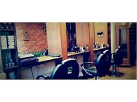 An experienced barber and hairdresser required