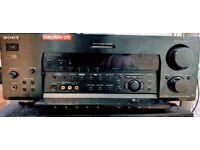Sony STR-DB830 Audio Video Receiver Amplifier Surround DTS DAC