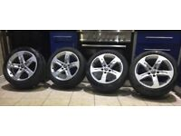 2017 4 Audi A3 Saloon Sports Alloy Wheels 17 Inch With Tyres