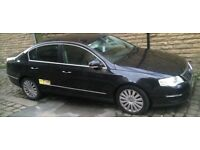 Vw Passat highline 2.0 tdi auto dsg Blackburn and Darwen council full leather...