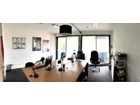 Awesome Hackney Desk / Balcony - To Rent In Secure Modern Office / All Inclusive / £167+Vat