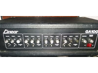 Linear GA100 PA amplifier