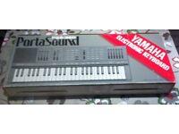 Yamaha Portasound PSS-360 Vintage 1986 'Soundblaster' Synthesiser/Keyboard Synth
