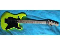 Charvel (poss trade for a Fender)