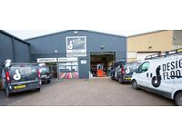 Experienced Carpet fitter required