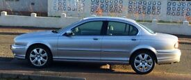 JAGUAR X TYPE SE DIESEL VERY GOOD CONDITION