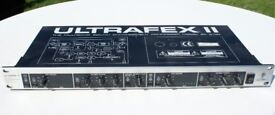 sound system BEHRINGER ULTRAFEX 2 MODEL EX 3100