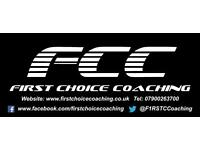 FCC SPORTS COACHES AND PERSONAL TRAINERS