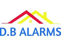 Intruder/bugler alarms. CCTV. Cameras. Security lighting. Home. Caravan. Surveillance. Monitored.