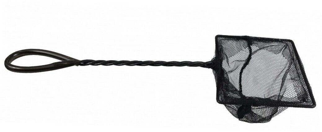 Aquariumkescher Fischfangnetz Fangnetz Kescher 11cm x 9cm