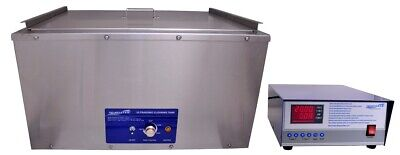 Large Heated Ultrasonic Cleaner 18 Gal