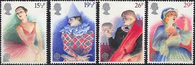 GB MNH STAMP SET 1982 British Theatre SG 1183-1186 10% OFF ANY 5+