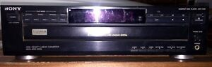 SONY CDP-C325    5 DISC CD PLAYER Hawthorn East Boroondara Area Preview