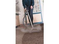 ** MANCHESTER CARPET & UPHOSTERY STEAM CLEANING SERVICE 50% OFF **