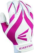 Pink Batting Gloves