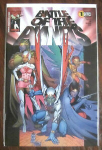 Battle of the Planets comics #1 (5 different covers) Cambridge Kitchener Area image 1