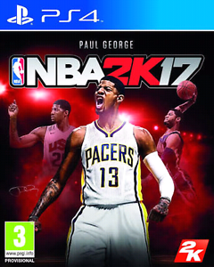 NBA 2K17 PS4 GAME Paralowie Salisbury Area Preview
