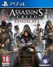 Im looking for Assassins creed syndicate and need for speed ps4 Burwood Burwood Area Preview