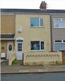 REGIONAL HOMES ARE PLEASED TO OFFER: 3 BEDROOM HOME, COMBE STREET, CLEETHORPES, NO AGENCY FEES!!!