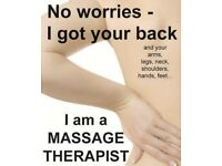Male Massage Therapist in palmers Green