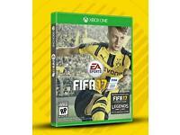 Fifa 17 on Xbox One digital code