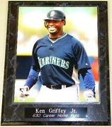 Ken Griffey Jr Plaque