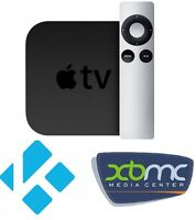 APPLE TV 1 & 2 JAILBREAK and PROGRAMS KODI / XBMC