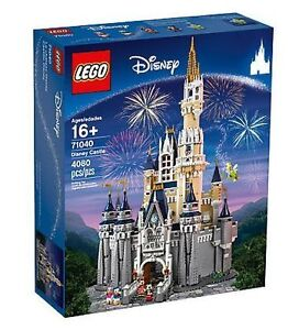LEGO Disney Castle Cinderella 71040 - NEW IN BOX Kitchener / Waterloo Kitchener Area image 1