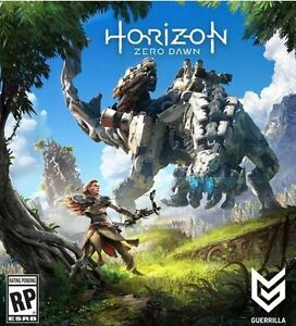 Horizon Zero Dawn PS4 - COULD Trade..only for Ghost Recon